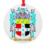 Glennon Round Ornament