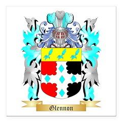 Glennon Square Car Magnet 3