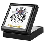 Glennie Keepsake Box