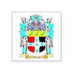 Glenn Square Sticker 3