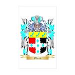 Glenn Sticker (Rectangle 50 pk)
