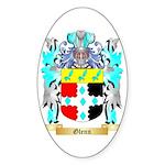 Glenn Sticker (Oval 50 pk)