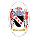 Gleeson Sticker (Oval)