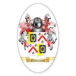 Gledstanes Sticker (Oval 50 pk)