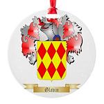 Glavin Round Ornament
