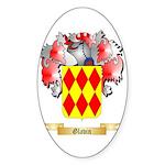 Glavin Sticker (Oval 50 pk)