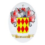 Glavin Ornament (Oval)
