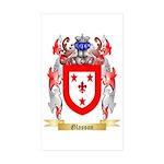 Glasson Sticker (Rectangle 50 pk)