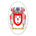 Glasson Sticker (Oval 10 pk)