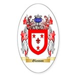 Glasson Sticker (Oval 50 pk)
