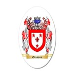 Glasson 35x21 Oval Wall Decal