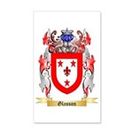 Glasson 35x21 Wall Decal