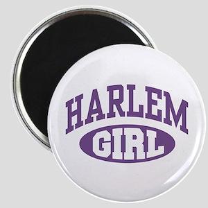 Harlem Girl Magnet
