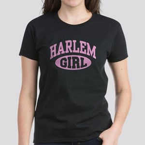 Harlem Girl Women's Dark T-Shirt