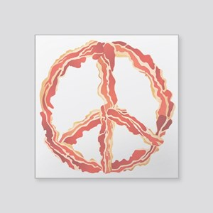 Peace Of Bacon Sticker