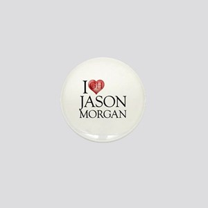 I Heart Jason Morgan Mini Button