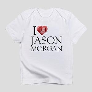 I Heart Jason Morgan Infant T-Shirt