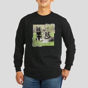 Kurek Trio '14 Long Sleeve Dark T-Shirt