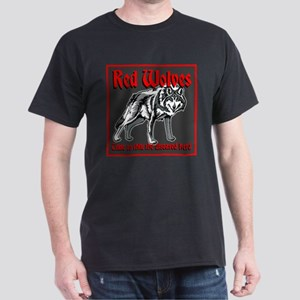 Red Wolves Dark T-Shirt