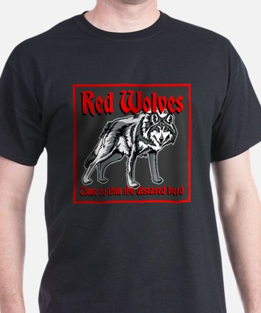 Red Wolves T-Shirt