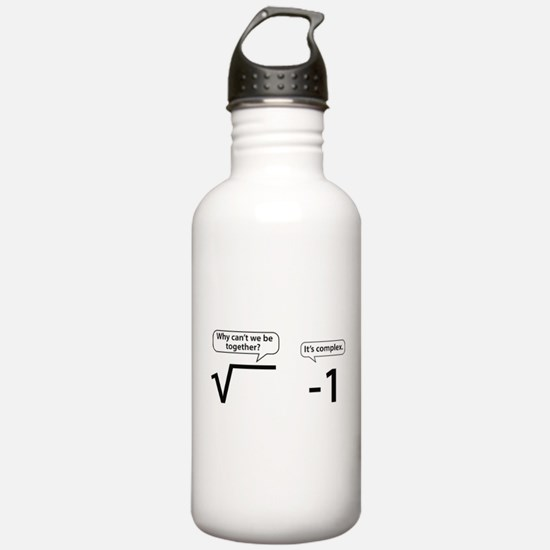 It's Complex Water Bottle