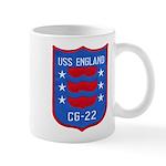 USS ENGLAND Mug