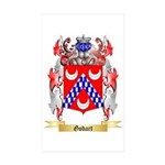 Godart Sticker (Rectangle 10 pk)