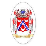 Godart Sticker (Oval 50 pk)