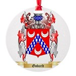 Godard Round Ornament