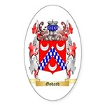 Godard Sticker (Oval)