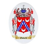 Godard Ornament (Oval)