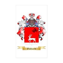 Gobhardt Sticker (Rectangle 50 pk)