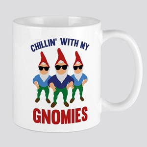 Chillin' With My Gnomies Mug