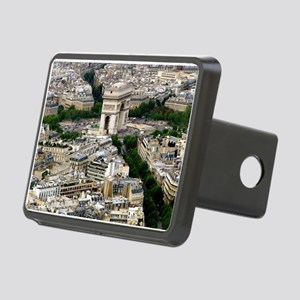 The Beauty of France Rectangular Hitch Cover