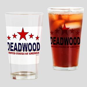 Deadwood U.S.A. Drinking Glass