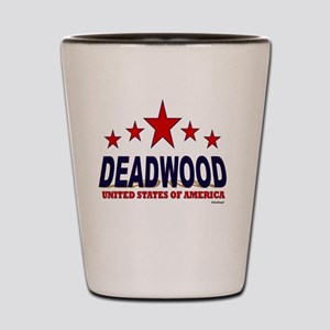Deadwood U.S.A. Shot Glass