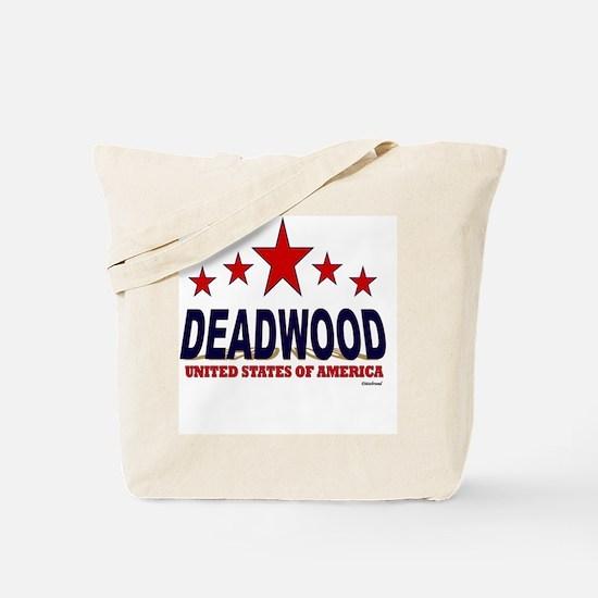 Deadwood U.S.A. Tote Bag