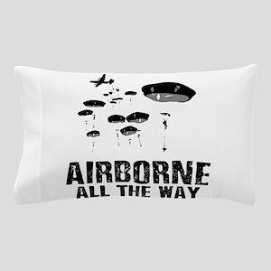 Parachuting Pillow Case
