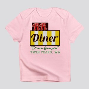 Double RR Diner in Twin Peaks Infant T-Shirt