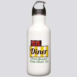 Double RR Diner in Twi Stainless Water Bottle 1.0L