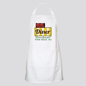 Double RR Diner in Twin Peaks Apron