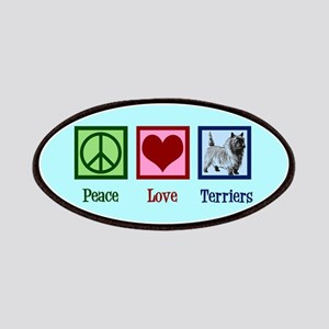 Cairn Terrier Patch