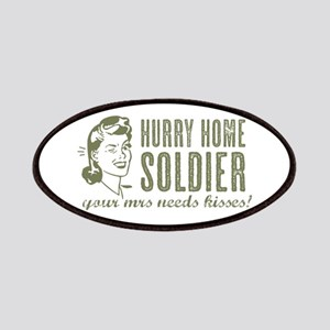 Hurry Home Soldier Patch