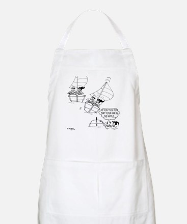 Sailing Cartoon 7510: Apron