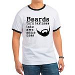 Beards: Laziness Into Awesomeness Ringer T