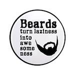 Beards: Laziness Into Awesomeness 3.5