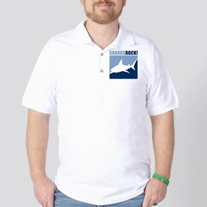 Sharks Rock! Golf Shirt