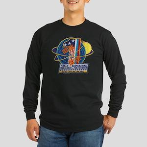 Year in Space Long Sleeve Dark T-Shirt