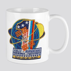 Year in Space Mug