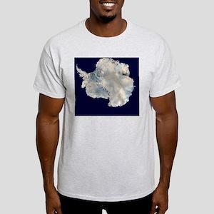 Antartica by NASA Light T-Shirt